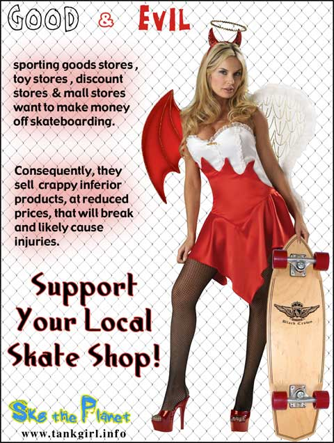 Support your local skate shop