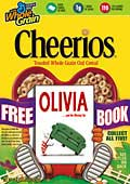 free Cheerios book