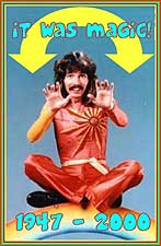 Doug Henning the magician