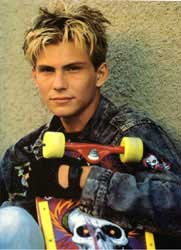 Christian Slater in Gleaming The Cube