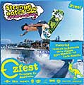 Strangenotes Ozfest: Creature in Australia - DVD Skateboarding Snowboarding skateboard snowboard DVD Video Review
