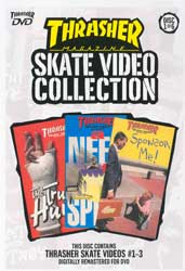 Thrasher Magazine's Skate Video Collection: disc 1