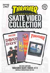Thrasher Magazine's Skate Video Collection: disc 3