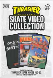 Thrasher Magazine's Skate Video Collection: disc 4