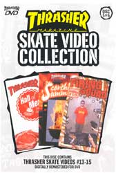 Thrasher Magazine's Skate Video Collection: disc 5