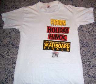 Holiday Havoc T-shirt