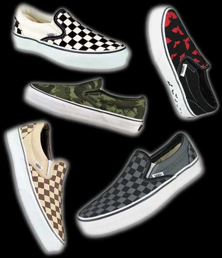 Vans Slip-on Shoes