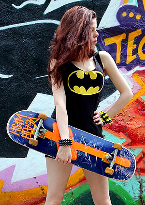 Ryuu Lavitz - Cosplayer, Skateboarder