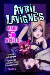 Avril Lavigne's Make 5 Wishes