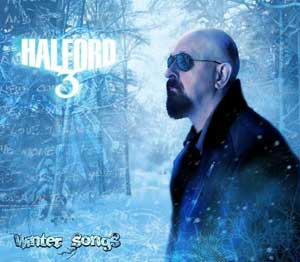 Rob Halford Christmas CD Winter Songs